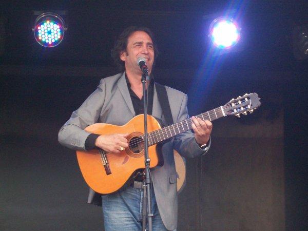 concerts sebastien el chato été 2013