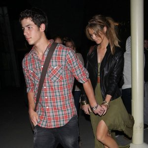 Nick Jonas en couple avec ...