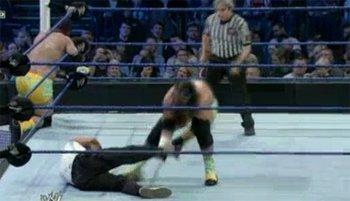 WWE Smackdown du 11 Novembre 2011