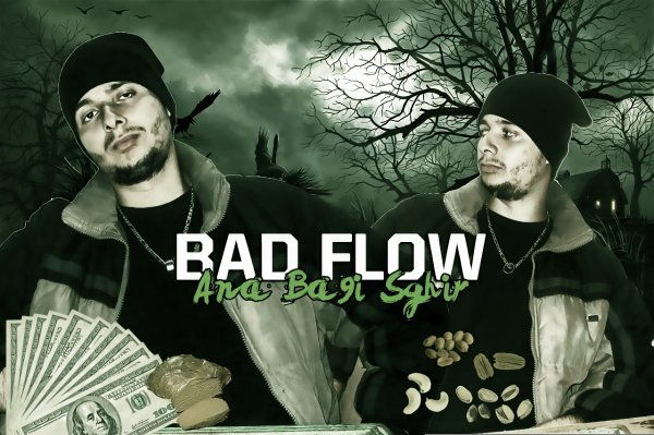 BaD-FLow Extrait De Maxi Bladi ard - AnA Ba9i sghir -