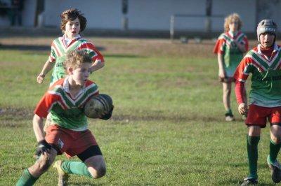 le rugby , ce sport qui me fait tout oublier ..