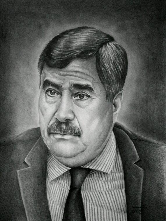 Portrait art/