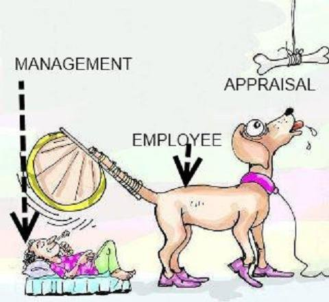 Hahaha... its real.. appraisal