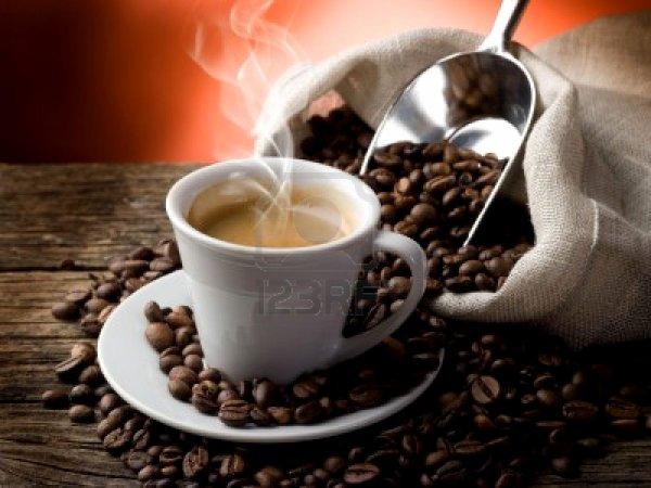 Coffee and Love .. Taste best when Hot ..