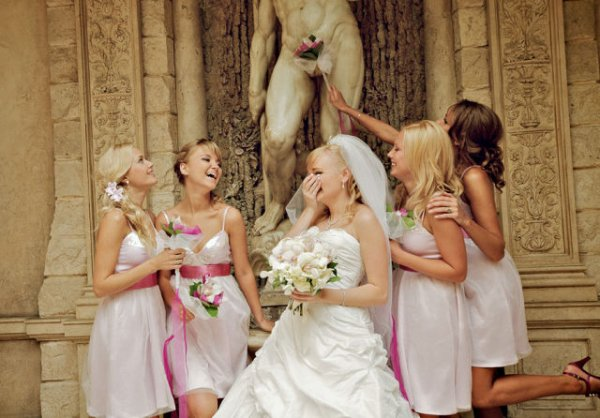 Not Your Normal Wedding Photo 3