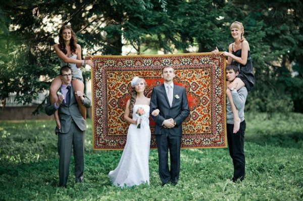 Not Your Normal Wedding Photo 5