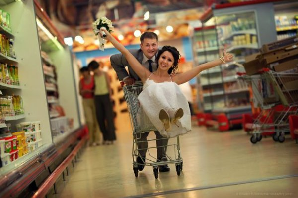 Not Your Normal Wedding Photo 6