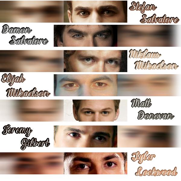 .::Sondage::. Vote pour ton personnage favoris de TVD !