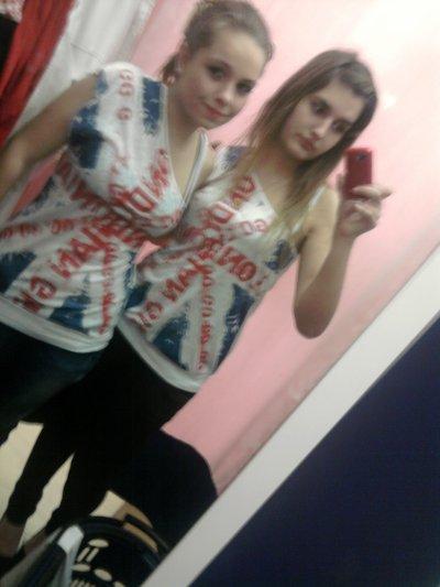 Tessa et moi