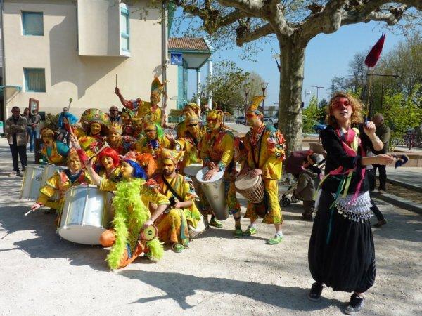 Au carnaval de Cruas