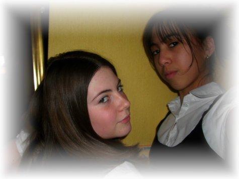 Ma petite soeur ! ♥