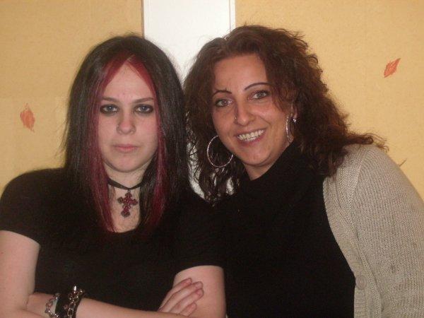 ma fille et ma soeurette