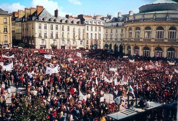 prochaine action contre la réforme des retraites prévu le 23/11/2010