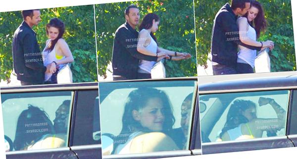 Kristen a bel et bien trompé Robert !      La rumeur courait déjà hier.. maintenant c'est confirmé !