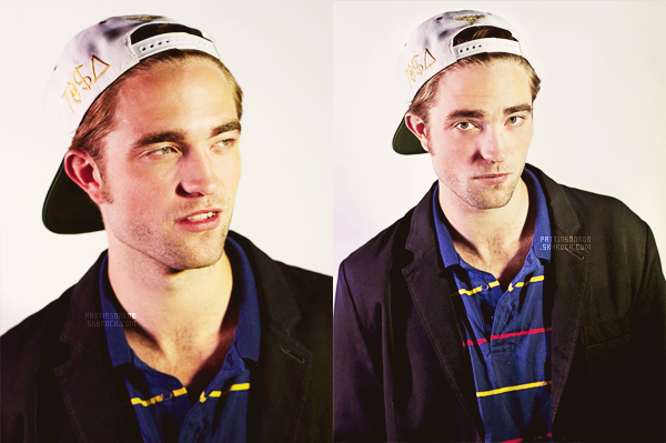 16 août 2012 : Rob interviewé par MTV First.    Beaucoup de news de robert en ce moment :)