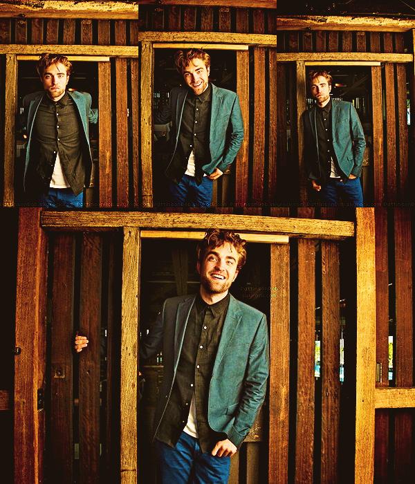 22 Octobre 2012 : Robert arrivant à Sydney + Photocall