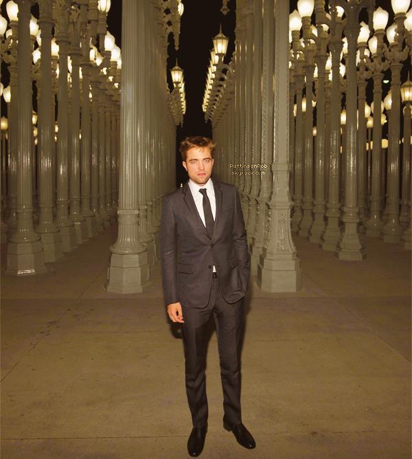 25 Octobre 2012 : Robert quittant Sydney et arrivant a LA.