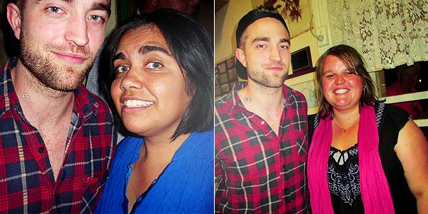22/02/13 || Rob et Kristen dans les rues de Los Angeles.