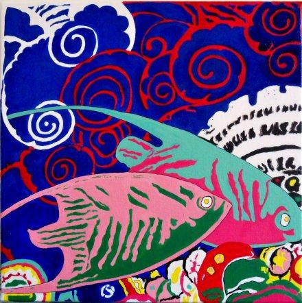 • Les poissons de Gilles Bratte •