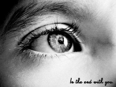 A la fin avec toi.