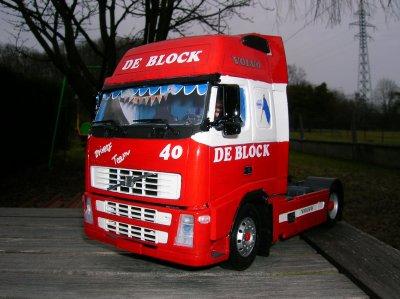 l ancien camion de mon fils