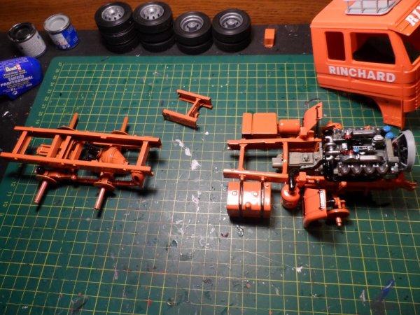 chassis recouper du 142