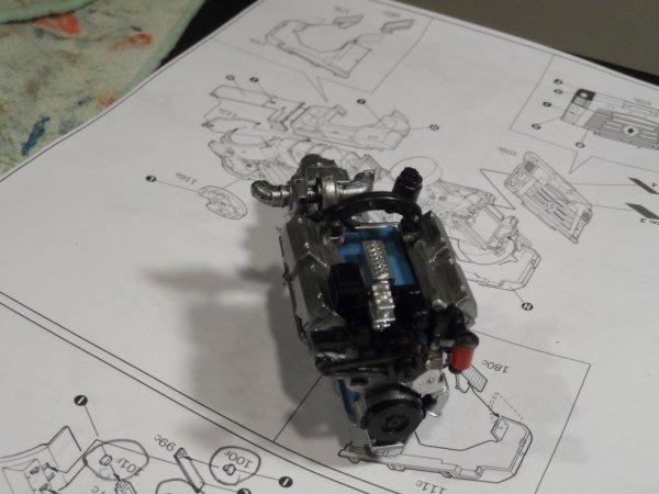 moteur du magnum