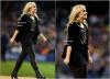 Le 29 octobre : Demi à été chanter avant un Match de Baseball.