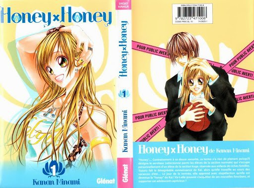 Honey x Honey