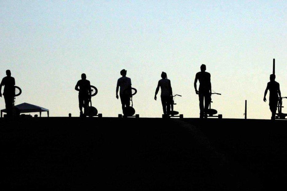 Drift Trike Belgium (Down Slider)