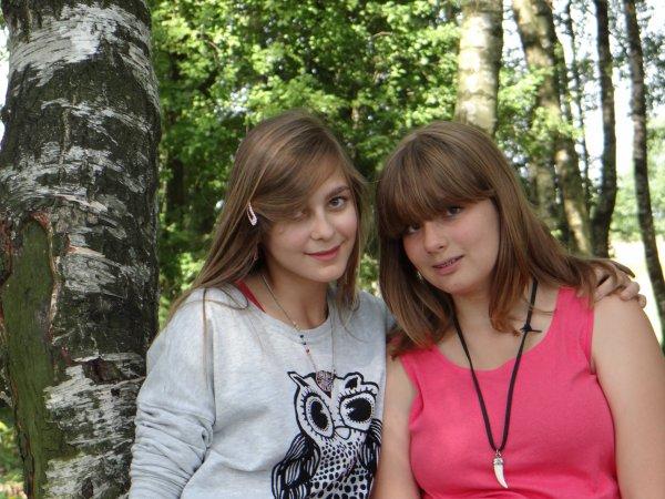 my little sister ♥
