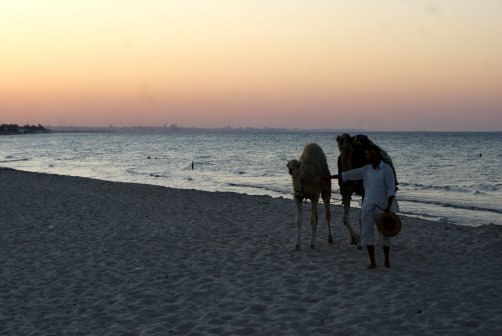 Sahara Beach - Monastir.