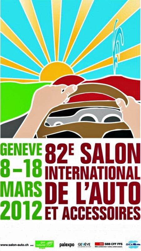 82ème édition du Salon de Genève