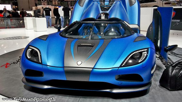 Geneva Motor Show 2012