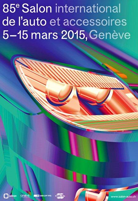 85ème édition du Salon de Genève