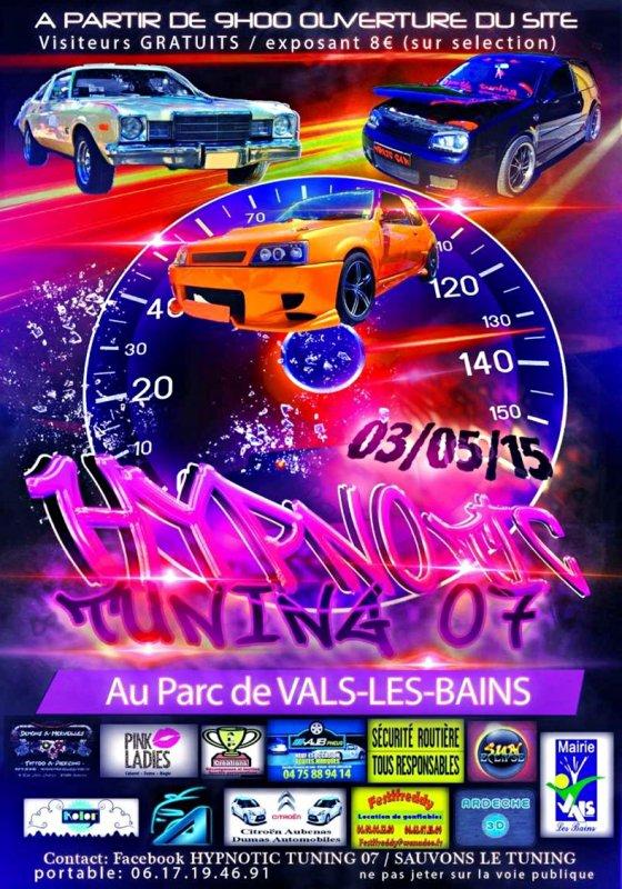 4ème meeting tuning de Vals-les-Bains