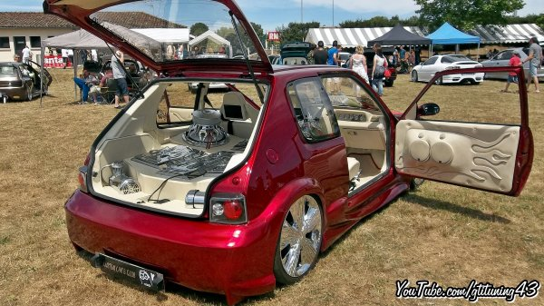 peugeot 205 gti tuning blog auto de freddy ranchoux. Black Bedroom Furniture Sets. Home Design Ideas