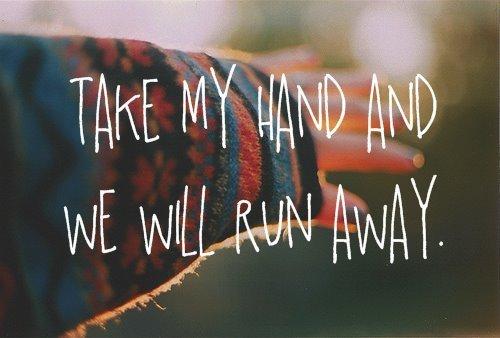 ich will fort , fort von hier..