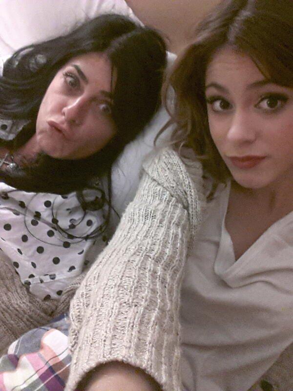 Marianna et Tini! ♥