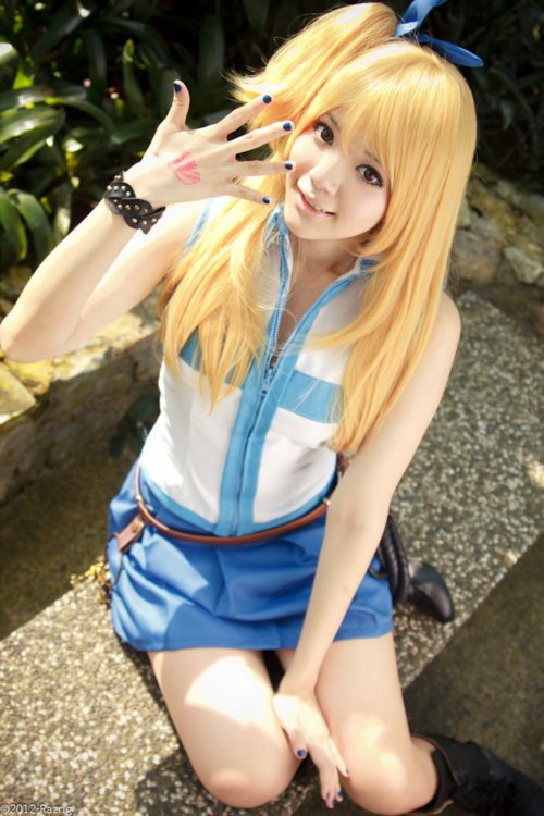 Cosplay Lucy ~