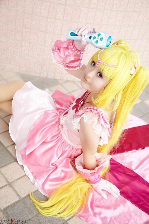 Cosplay Lucie ~