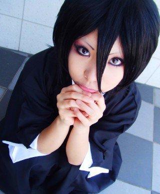 Cosplay Rukia ~