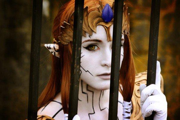 Cosplay princess Zelda ~