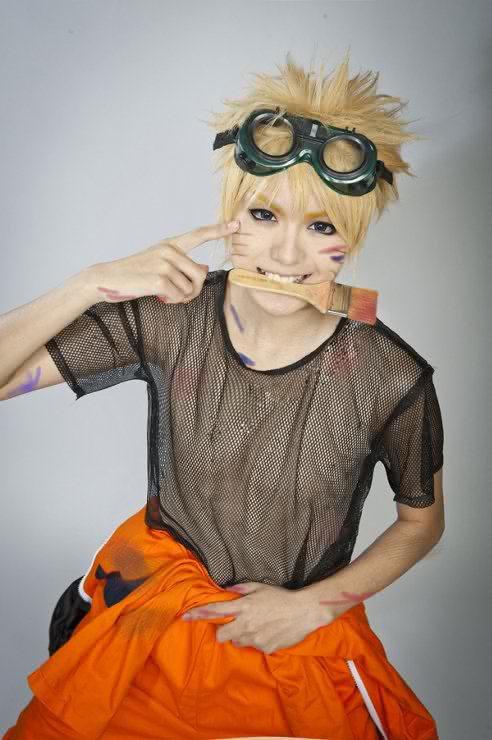 Cosplay Naruto ~