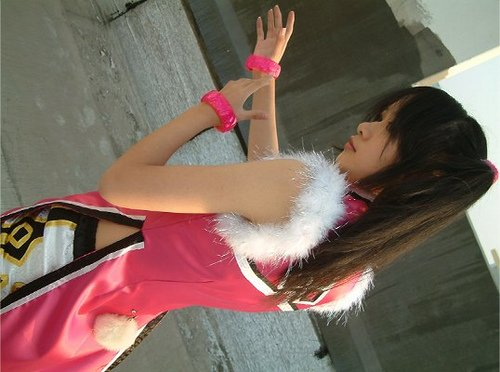 Cosplay Ling ~