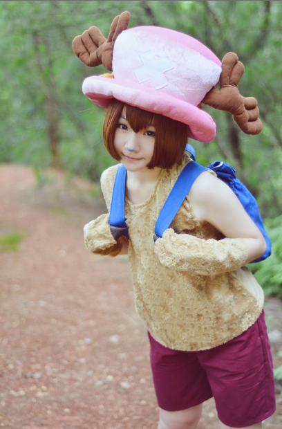 Cosplay Chopper ~