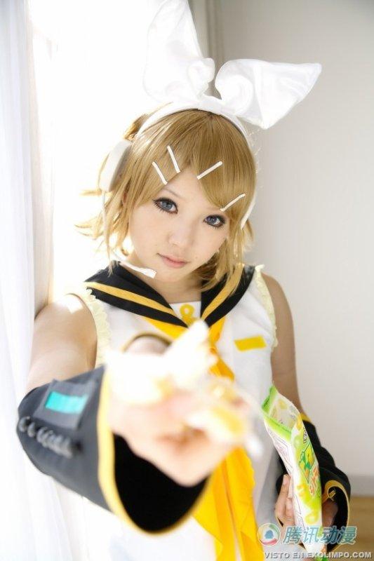 Cosplay Rin Kagamine ~