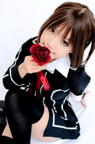 Cosplay Yuki Cross / Kuran ~