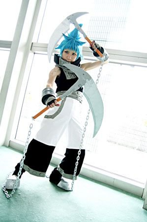 Cosplay Black Star ~