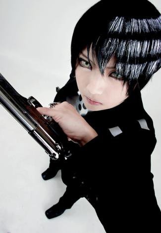 Cosplay Death The Kid ~